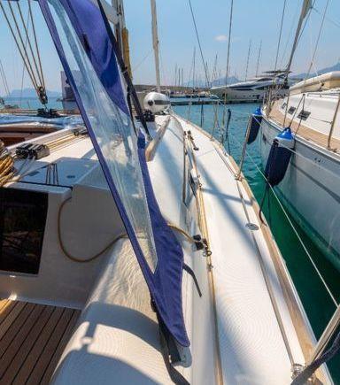 Sailboat Dufour 382 GL · 2018 (3)