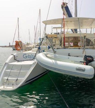 Catamarán Lagoon 380 · 2009 (3)