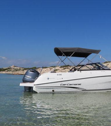 Speedboat Jeanneau Cap Camarat 6.5 BR · 2019 (3)