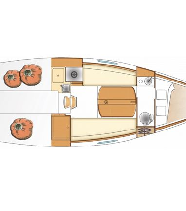 Segelboot Beneteau First 25 S · 2013 (3)
