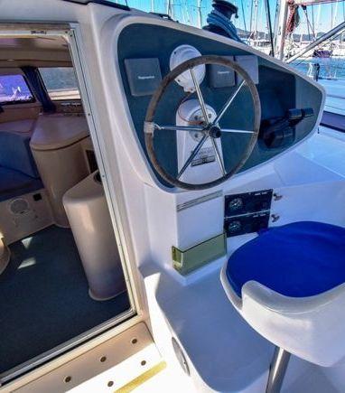 Catamarano Fountaine Pajot Athena 38 · 2000 (3)