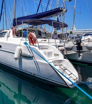 Catamarán Fountaine Pajot Belize 43 Quatuor · 2004 (3)