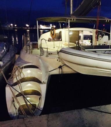 Catamaran Fountaine Pajot Athena 38 · 2007 (refit 2019) (3)