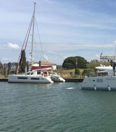 Catamaran Lagoon 400 S2 · 2014 (3)