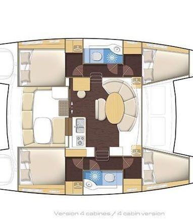 Catamaran Lagoon 380 S2 Premium · 2019 (3)