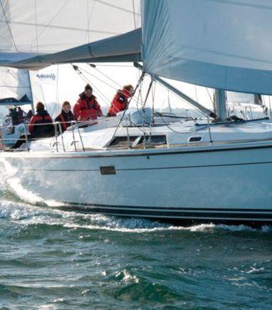 Sailboat Hanse 430e · 2007 (3)