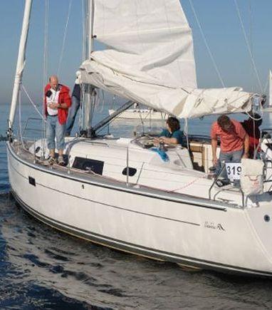 Sailboat Hanse 370 Perf · 2009 (3)