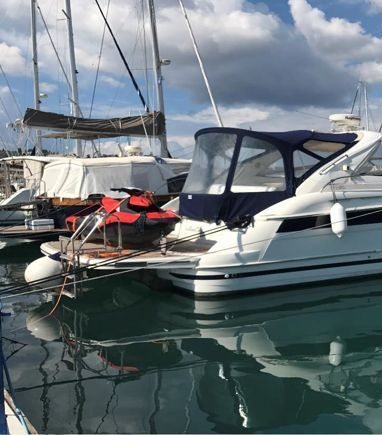 Motorboat Bavaria Sport 42 · 2009 (refit 2017) (3)