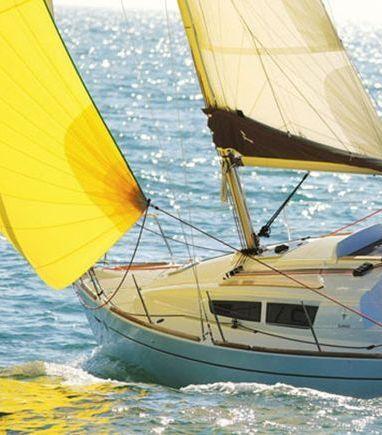Sailboat Jeanneau Sun Odyssey 30 i · 2012 (3)