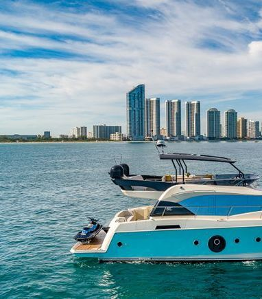 Motorboat Monte Carlo MCY 66 · 2017 (3)