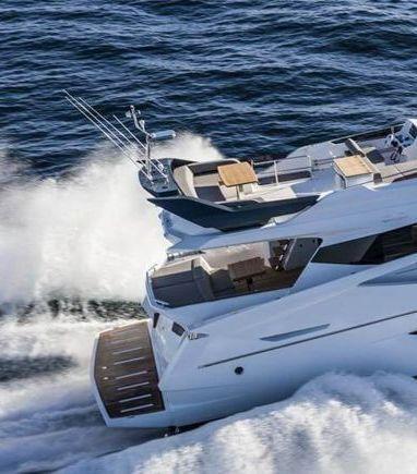 Motorboat Numarine 65 · 2017 (3)
