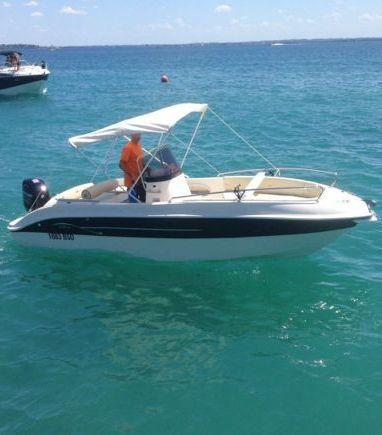 Speedboat AS Marine 570 Open · 2019 (refit 2019) (3)