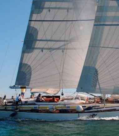 Sailboat Nautor Swan 77 (1994) (3)