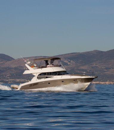 Barco a motor Jeanneau Prestige 440 · 2011 (3)