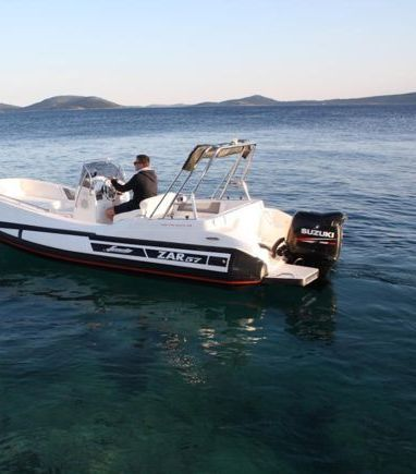 Speedboat TSAR 57 · 2015 (refit 2018) (3)