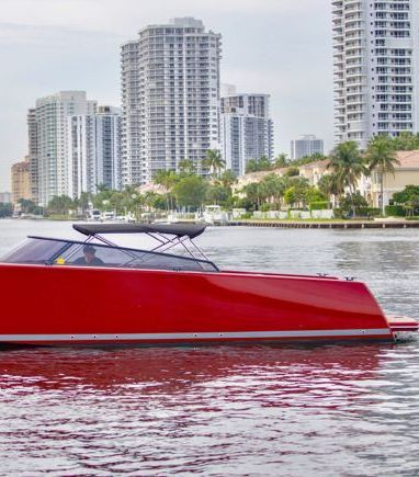 Motorboat VanDutch 40 · 2015 (3)