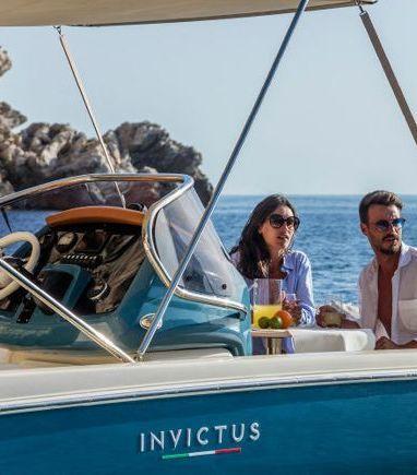 Speedboat Invictus 200 FX · 2015 (refit 2018) (3)