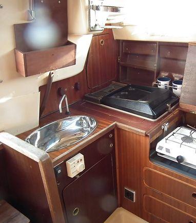 Sailboat Delanta 80 · 2008 (3)