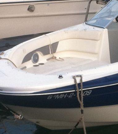 Motorboat Bayliner 245 Ciera · 2015 (3)