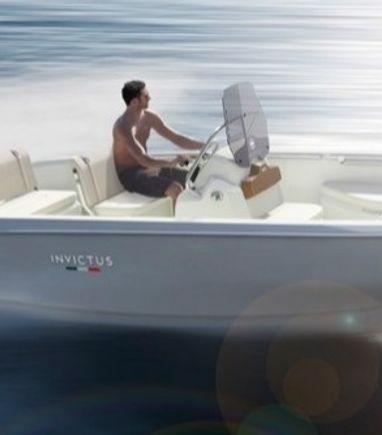 Speedboat Invictus 190 FX · 2015 (3)