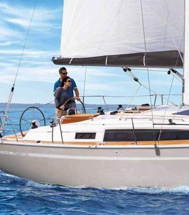 Sailboat Bavaria 34 (2015) (3)