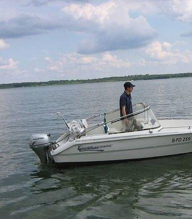 Speedboat Mystraly 520 · 2015 (refit 2020) (3)