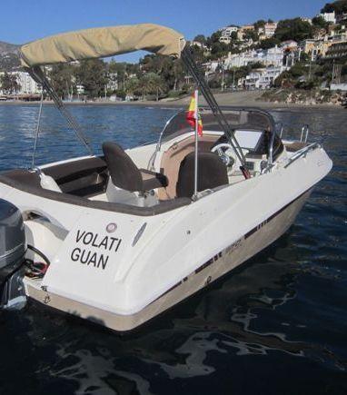 Motorboat Galia 570 · 2005 (3)