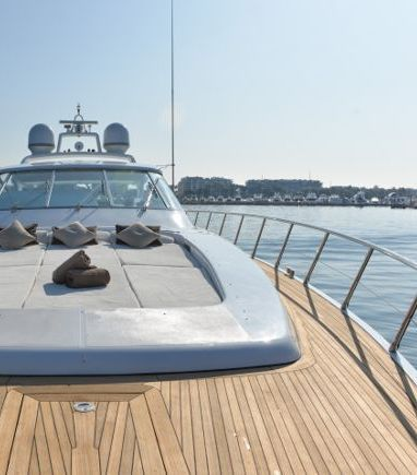 Motorboat Mangusta 80 · 2005 (3)