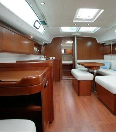 Segelboot Beneteau Oceanis 40 · 2010 (3)