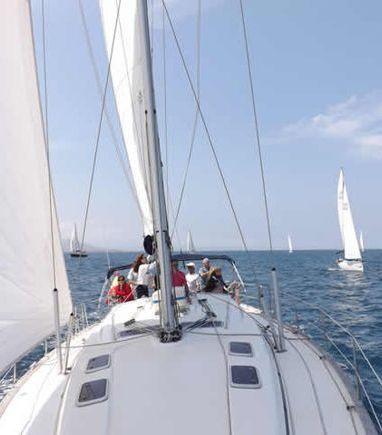 Sailboat Bavaria Cruiser 46 · 2006 (3)