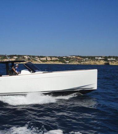 Motorboat Fjord 40 Open · 2016 (refit 2021) (3)