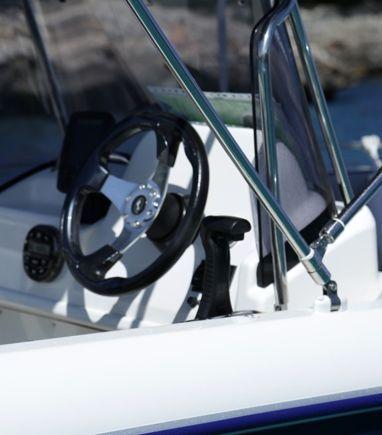 Motorboat Pegazus 460 · 2019 (refit 2019) (3)