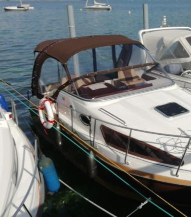 Motorboat Aqualine 750 · 2020 (3)