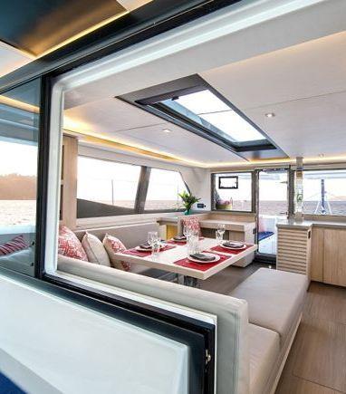 Catamaran Leopard Sunsail 454 · 2017 (3)