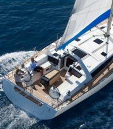 Sailboat Beneteau Oceanis 48 · 2017 (3)