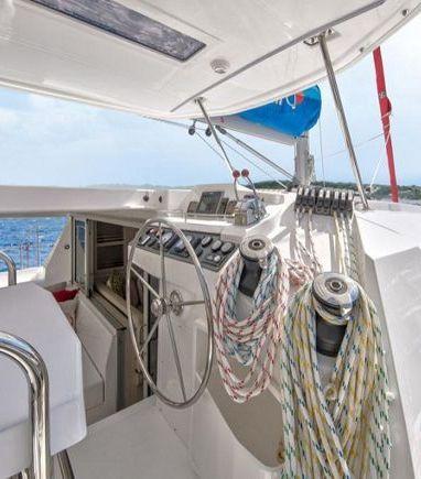 Catamaran Leopard Sunsail 404 · 2018 (3)
