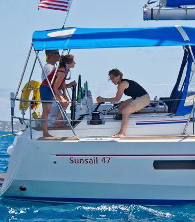 Sailboat Jeanneau Sunsail 47/3 · 2018 (3)