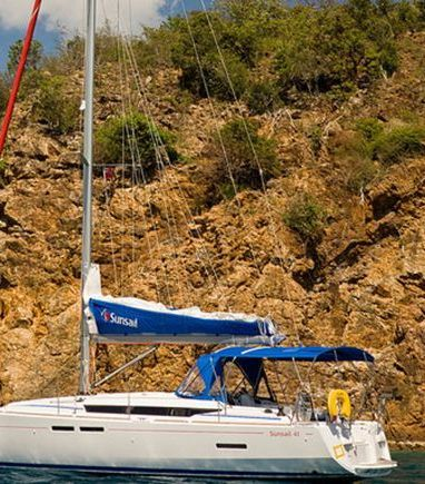 Sailboat Jeanneau Sunsail 41.1 · 2015 (3)