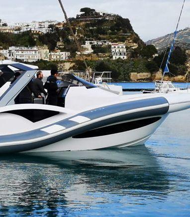Speedboat Python C - 33 · 2020 (3)