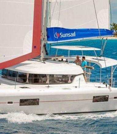 Catamaran Lagoon Sunsail 424 · 2019 (3)