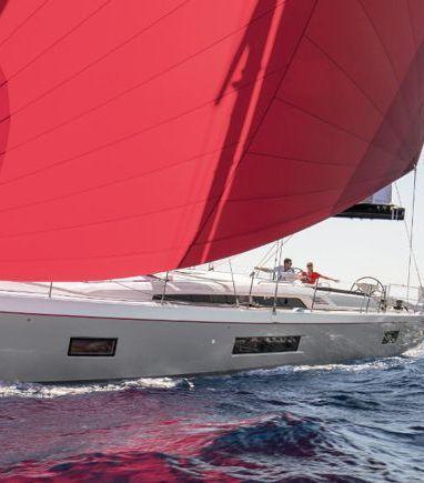 Sailboat Beneteau Sunsail 51.1 · 2019 (3)