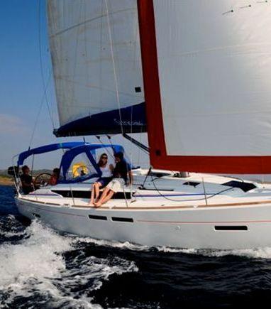 Sailboat Jeanneau Sunsail 41 · 2019 (3)