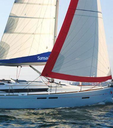 Sailboat Jeanneau Sunsail 41 · 2017 (3)