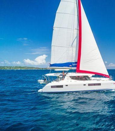 Catamaran Leopard Sunsail 454 · 2019 (3)