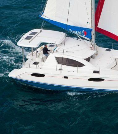 Catamaran Leopard Sunsail 404 · 2020 (3)
