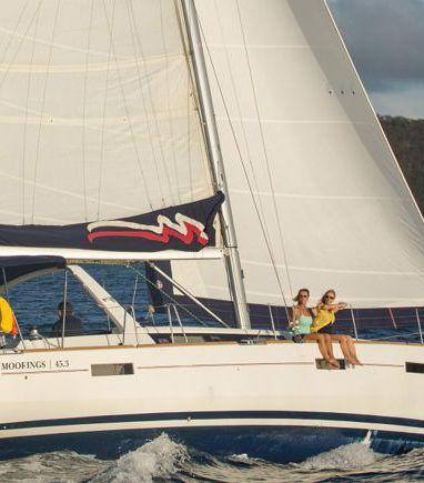 Sailboat Beneteau Moorings 453 · 2017 (3)