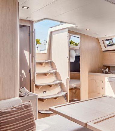 Sailboat Beneteau Moorings 453 · 2016 (3)