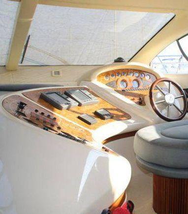 Motorboat Azimut 46 · 2000 (3)