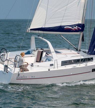 Sailboat Beneteau Moorings 382 · 2017 (3)