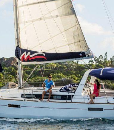 Sailboat Beneteau Moorings 45.3 · 2017 (3)